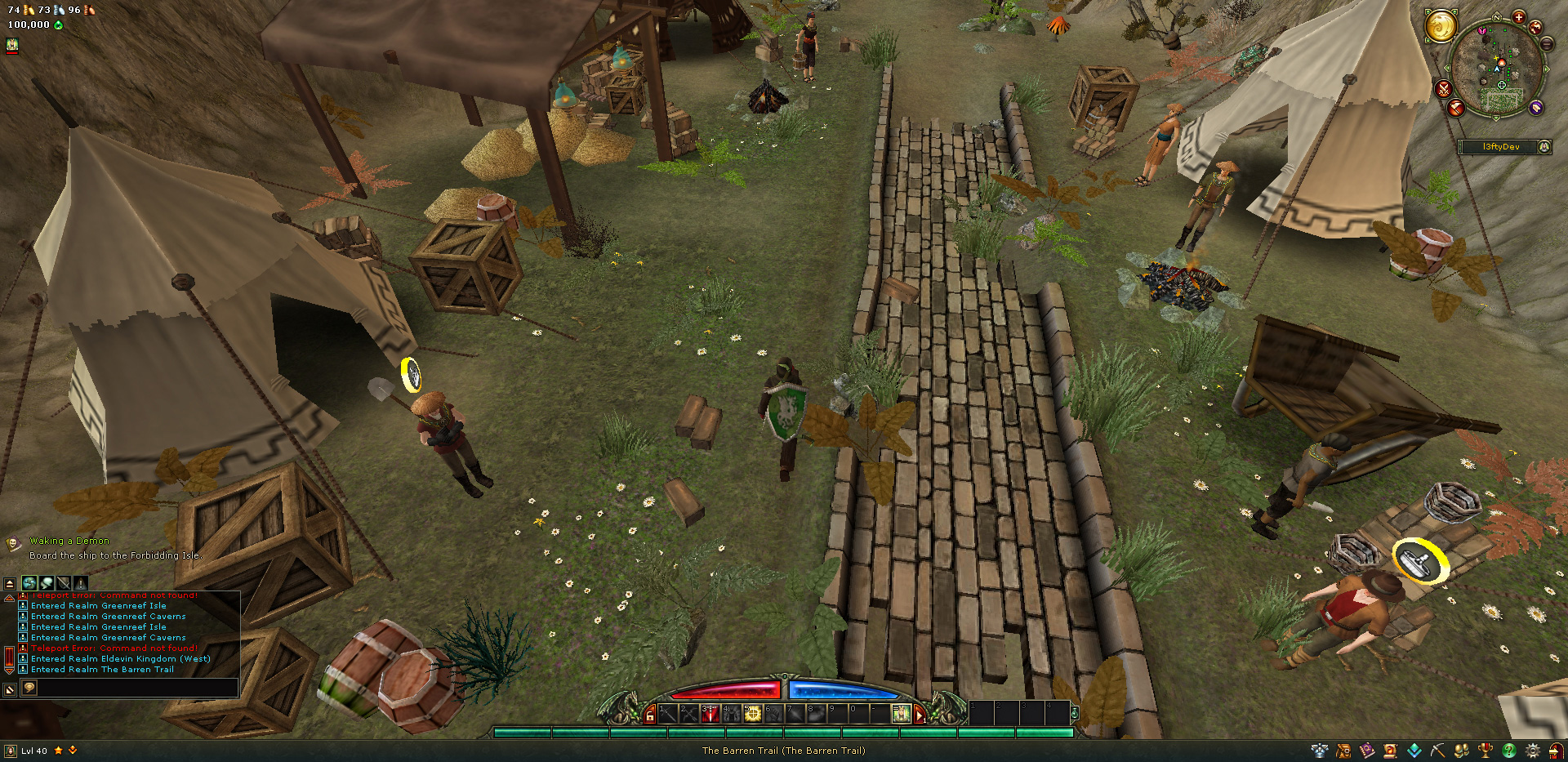 Eldevin - Media: Screenshots